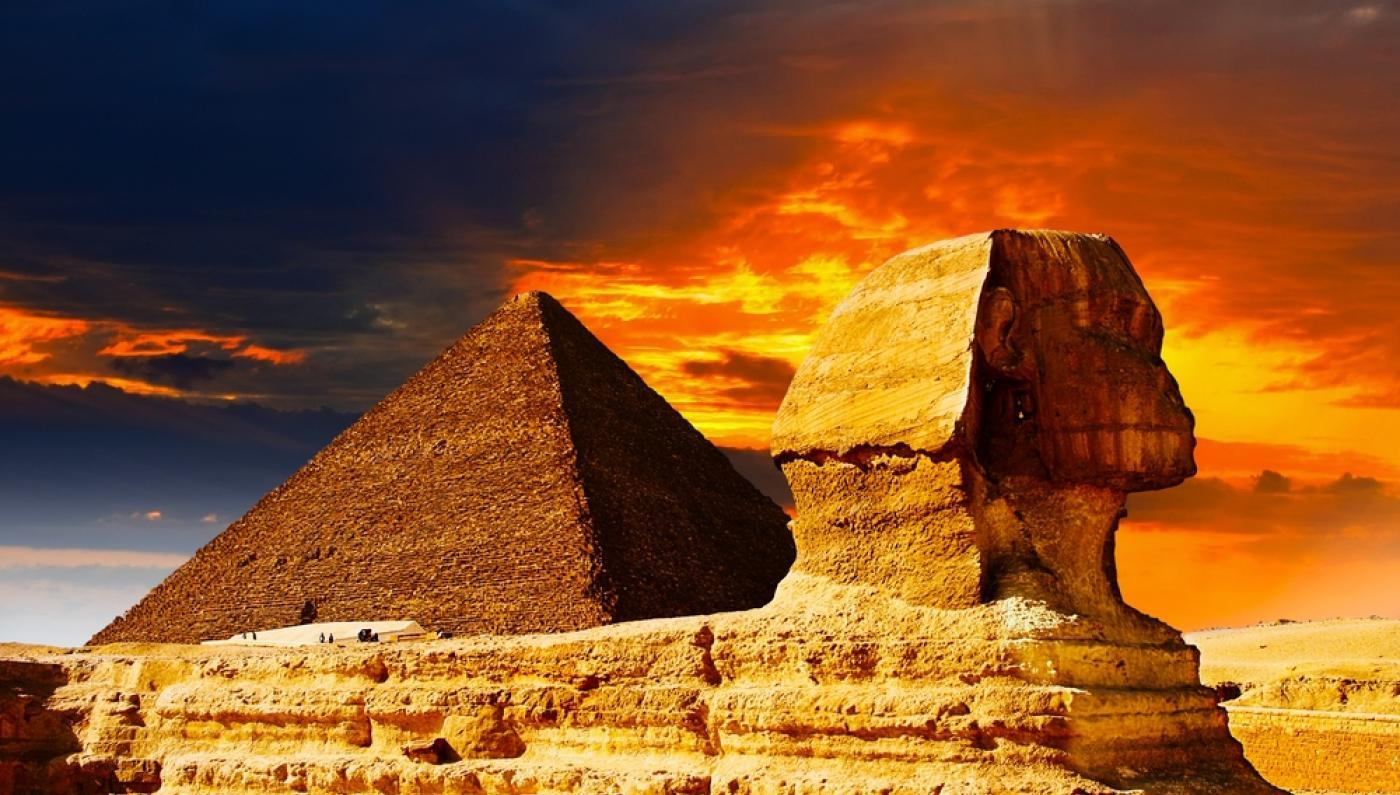 أهمية الأهرامات