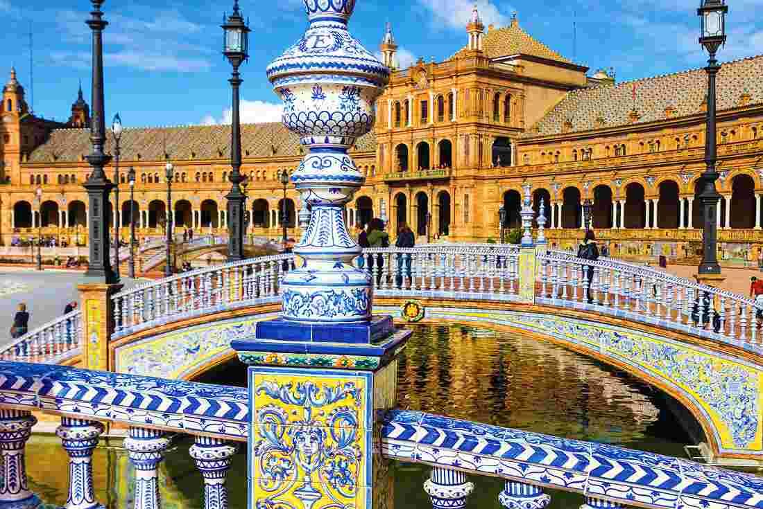 معنى إسبانيا