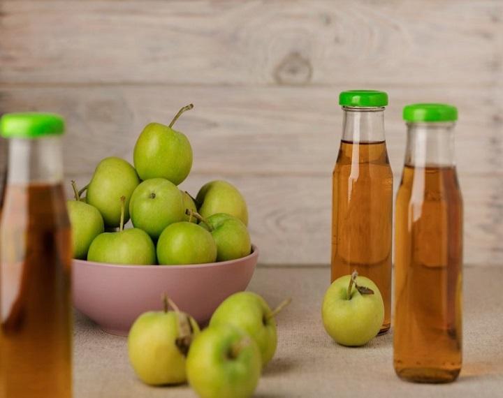 خل التفاح وفوائده بعد الأكل