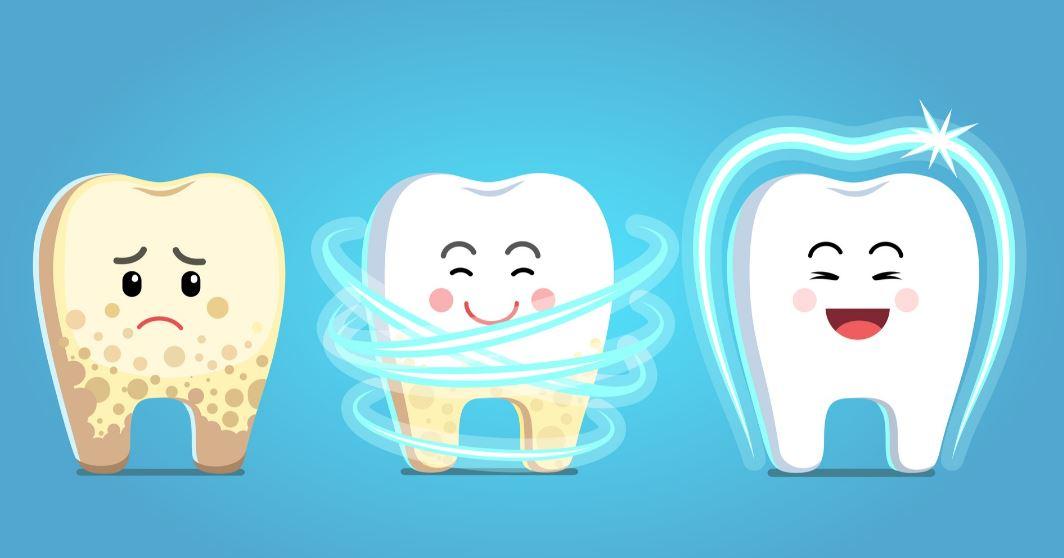موضوع عن الأسنان
