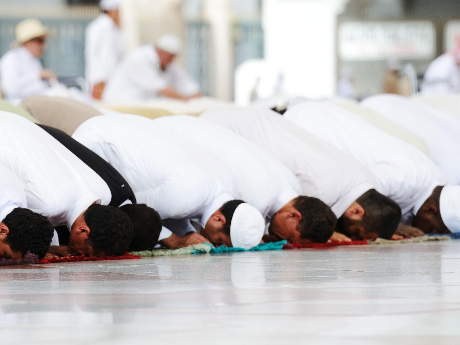 دعاء قبل الصلاة