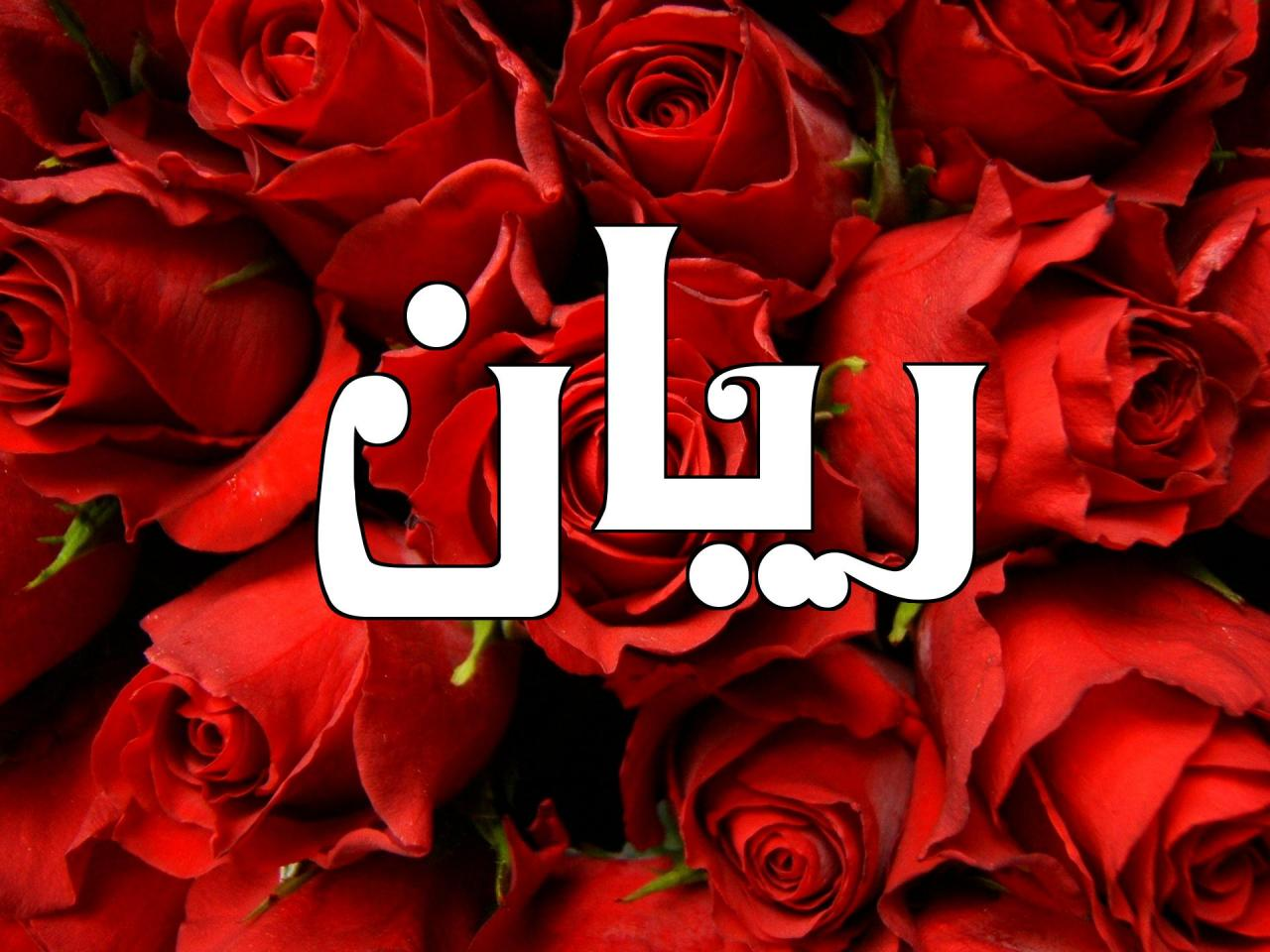 معنى اسم ريان Rayan موقع محتوى 11
