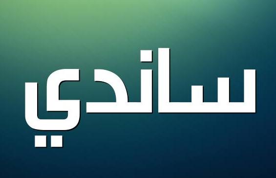 معنى اسم ساندي في اللغة العربية