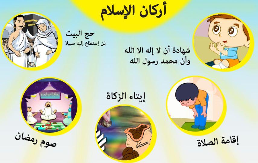 أركان الاسلام