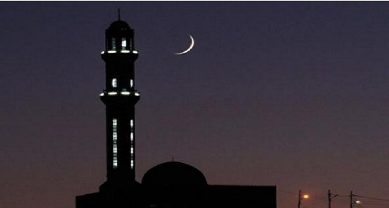 رؤية هلال رمضان في المنام